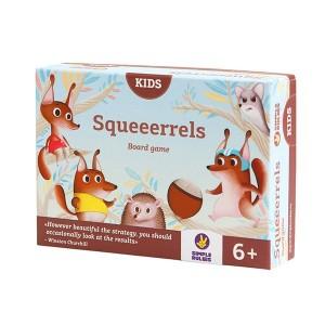 Squeeerrels - Scatola